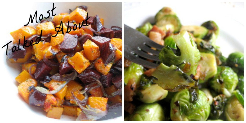 beets butternut squash pancetta bruseel sprouts keys to the cucina