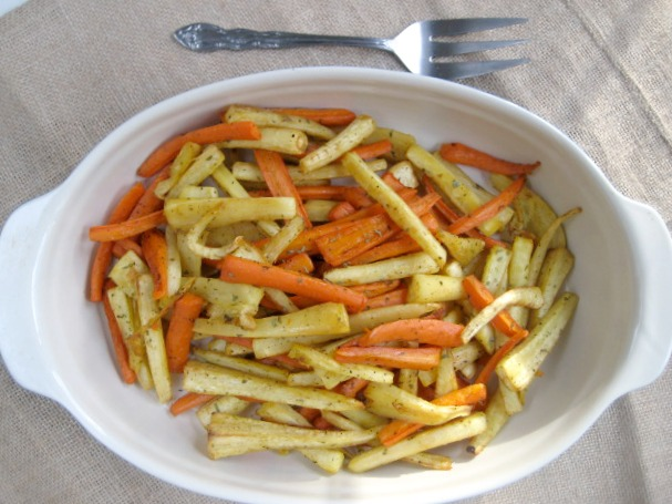 roasted carrots and parsnips with cumin keys to the cucina 4