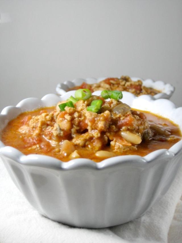 white bean turkey chili keys to the cucina 3
