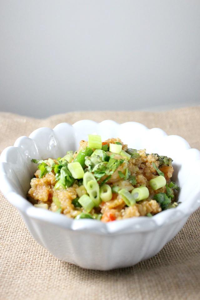 shrimp quinoa fried rice blue apron keys to the cucina 2