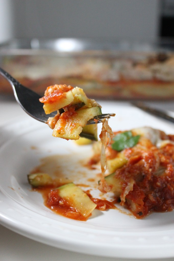 baked zucchini parmesan keys to the cucina 2