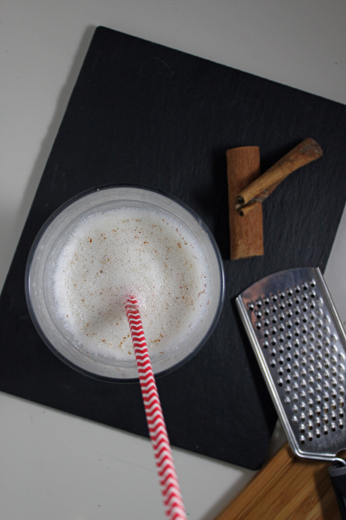 keys to the cucina egg nog smoothie williams sonoma 1