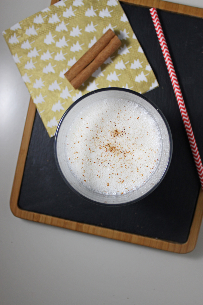 keys to the cucina egg nog smoothie williams sonoma 3