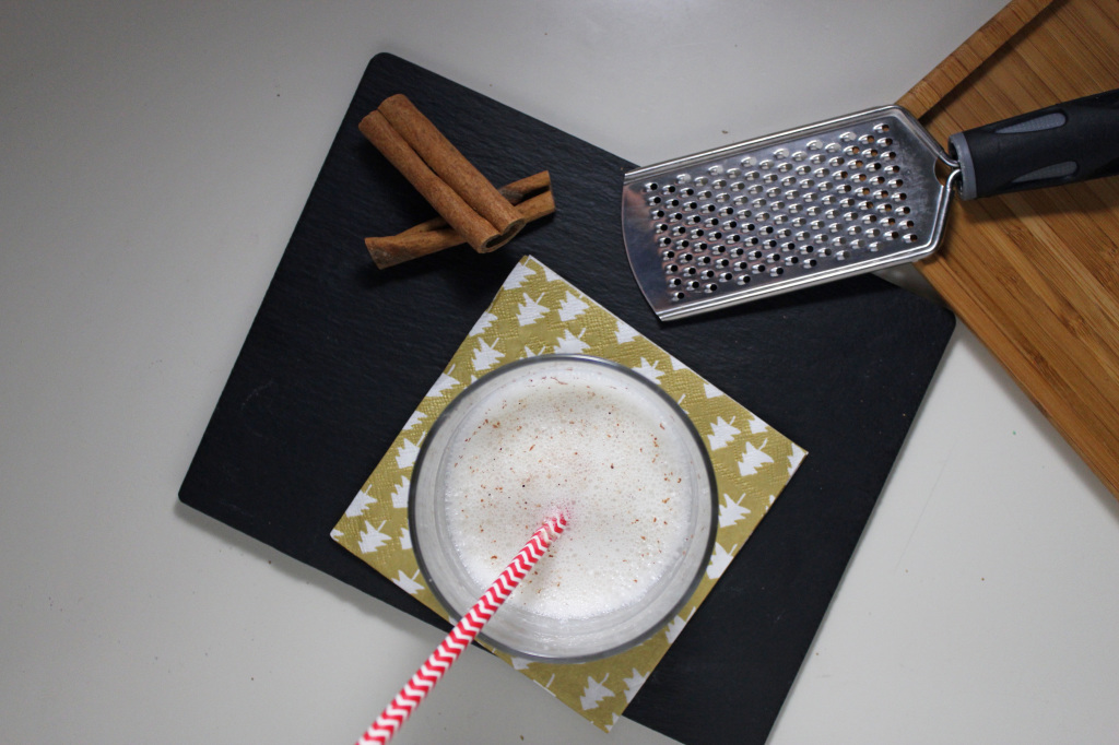 keys to the cucina egg nog smoothie williams sonoma 4