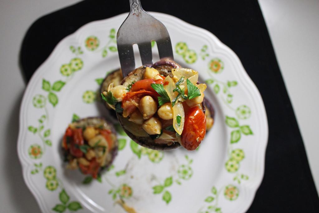 graffiti eggplant ginger tomato chickpea www.keystothecucina.com 5