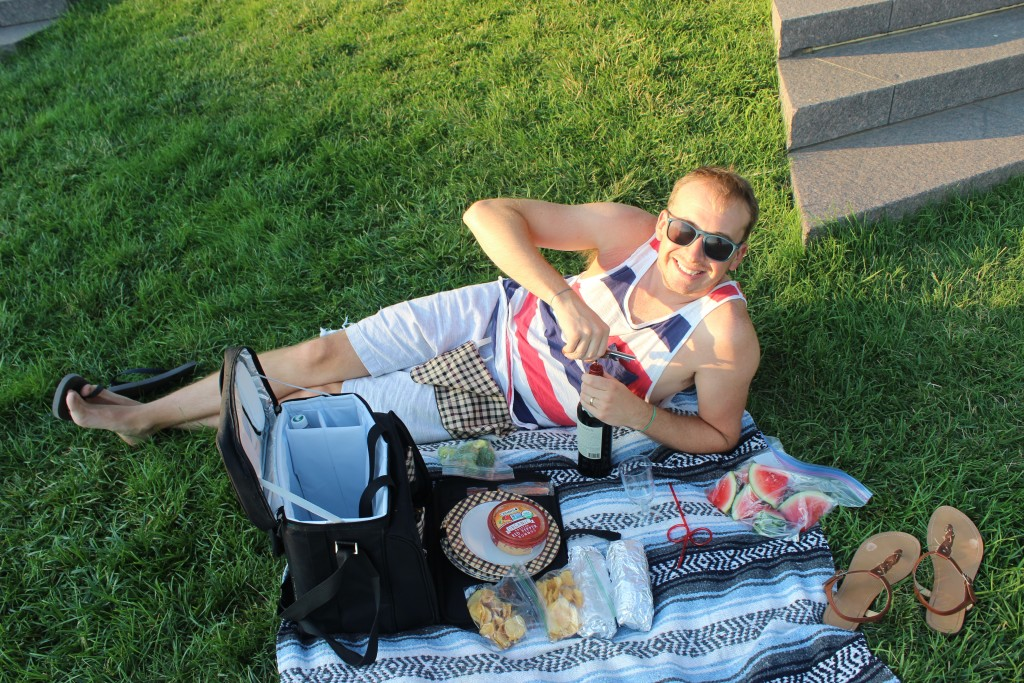 impromptu picnic www.keystothecucina.com 2