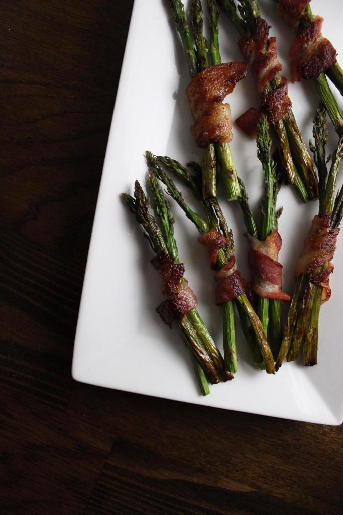 bacon wrapped aspargus www.keystothecucina.com 2