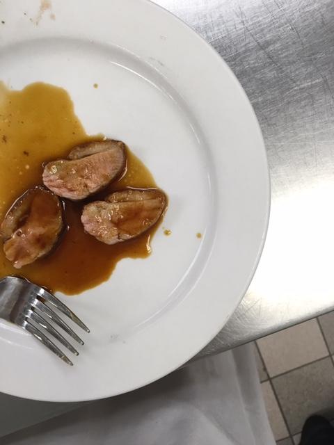 Pan Seared Duck a L'Orange
