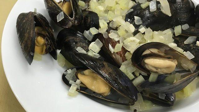 shellfish keys to the cucina 5