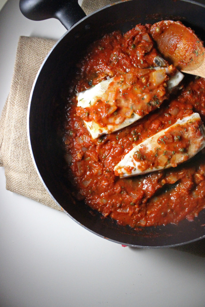 keys-to-the-cucina-halibut-spicy-caper-tomato-sauce-3