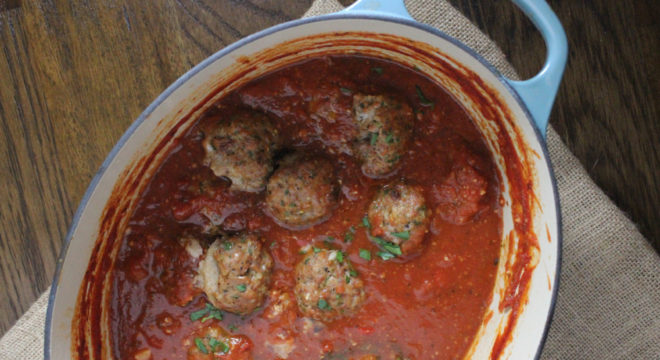 bucatini-pasta-lamb-meatballs-spicy-red-sauce-keys-to-the-cucina-1