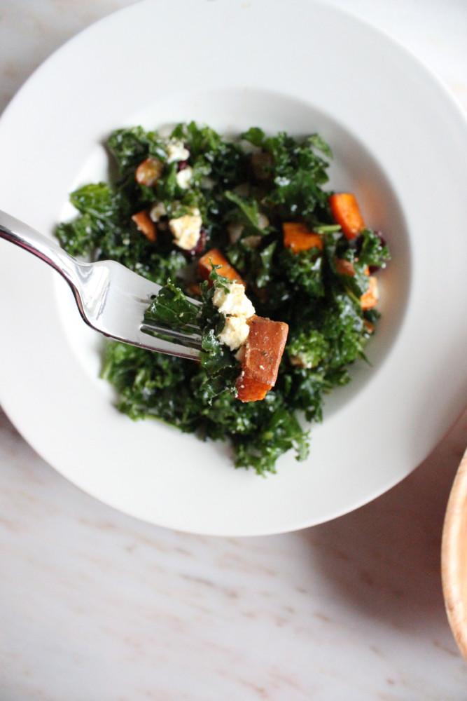 sweet-potato-kale-goat-cheese-salad-balsamic-vinaigrette-keys-to-the-cucina-1