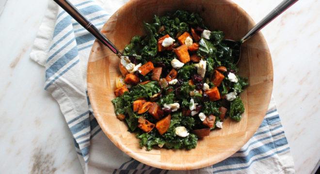 sweet-potato-kale-goat-cheese-salad-balsamic-vinaigrette-keys-to-the-cucina-5
