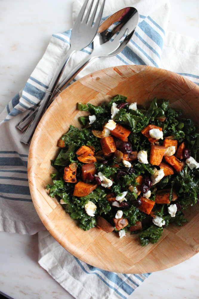 sweet-potato-kale-goat-cheese-salad-balsamic-vinaigrette-keys-to-the-cucina-7