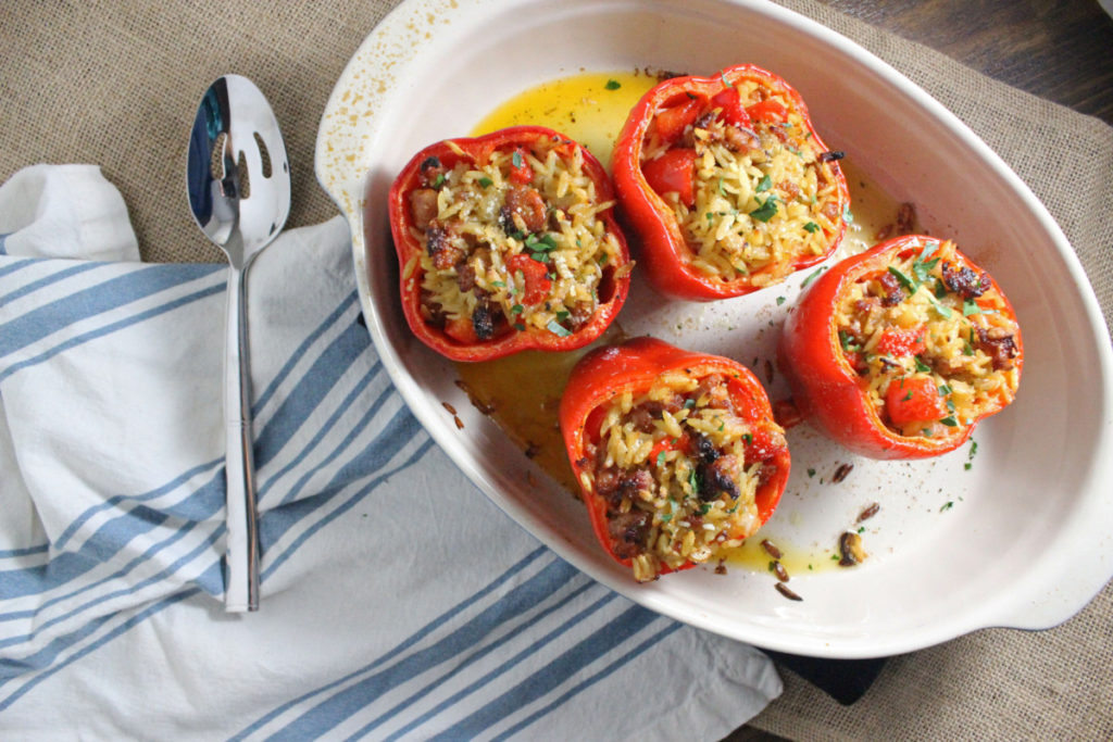 stuffed-peppers-orzo-chorizo-keys-to-the-cucina-3